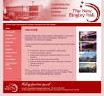 The New Bingley Hall Birmingham